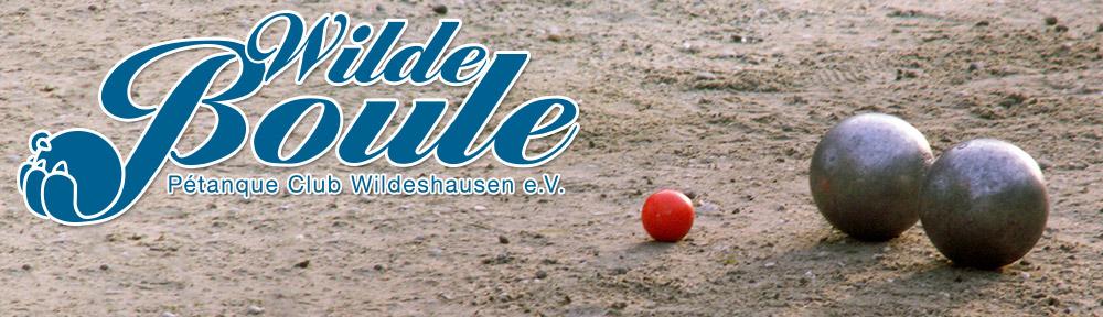 Wilde Boule