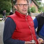 Hans-Georg nimmt ab sofort die Arbeit des 2. Vorsitzenden in die Hand