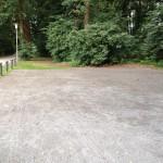 Sauberer Platz